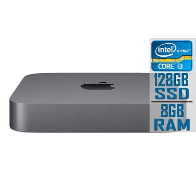 Apple Mac Mini Core i3 SSD 128GB/8GB Grey (MRTR2PO/A)