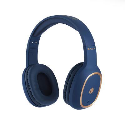 Auscultadores Bluetooth NGS Artica Envy Azul Recondicionado