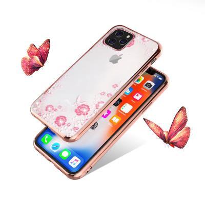 Capa Proteção Forcell Diamond iPhone 11 Pro Max Rosa