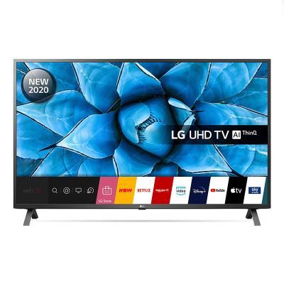"TV LG 65"" 4K UHD SmartTV Preta (65UN73006LA)"