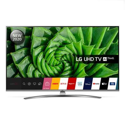 """TV LG 55"""" 4K UHD SmartTV Preta (55UN81006LB)"""