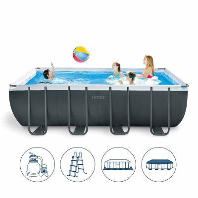 Pool Intex Ultra XTR Frame 26356NP 549x274x132 cm w/Sand Pump