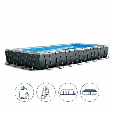 Pool Intex Ultra XTR Frame 975x488x132 cm w/Sand Pump (26374NP)