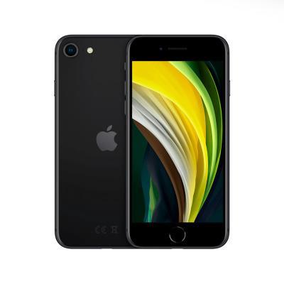iPhone SE 2020 128GB/3GB Preto Recondicionado