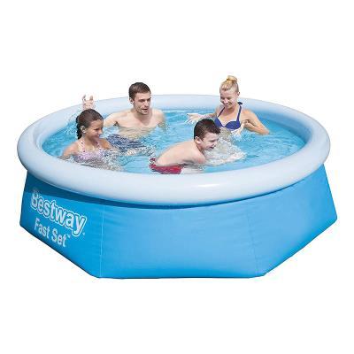 Inflatable pool Bestway 244x66 cm (57265)