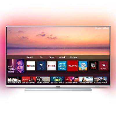 "TV Philips 55"" LED 4K UHD Smart TV (55PUS6804/12)"
