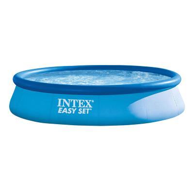 Pool Intex 28158GN 457x84 cm w/Electric Filter