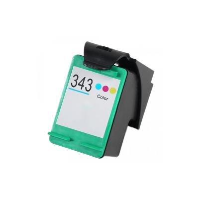 Compatible Ink Cartridge HP 343 Tricolor Blue/Yellow/Magenta