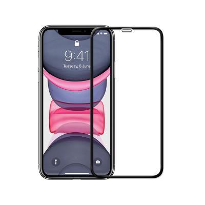 Protector Pantalla Cristal Templado iPhone 11 Fullscreen Negra