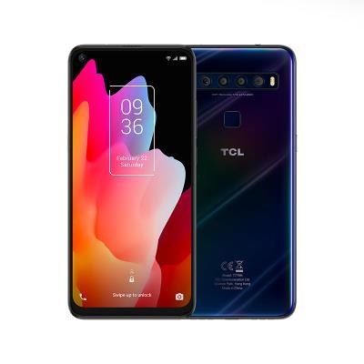 TCL 10L 64GB/6GB Dual SIM Azul