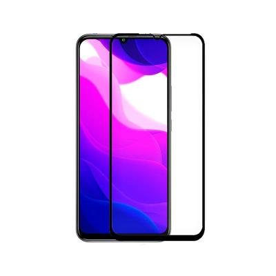 Tempered Glass Film Xiaomi Mi 10 Lite Fullscreen Black