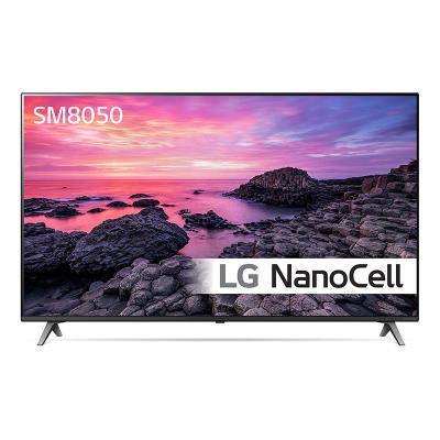 """TV LG 49"""" 4K UHD SmartTV Nano Cell Black (49SM8050PLC)"""