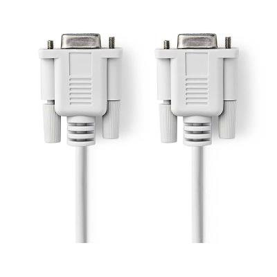 Adapter Cabo Extensão 2 m D-Sub to D-Sub White
