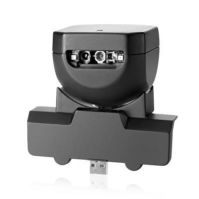 Leitor Código de Barras HP Retail Integrated 1D/2D Preto (E1L07AA)