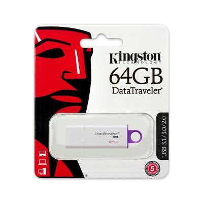 Pen USB 3.0 Kingston 64GB DataTraveler G4