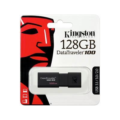 USB 3.0 Pen Kingston 128GB DataTraveler 100 G3