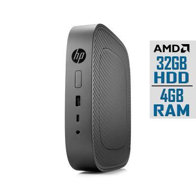 Desktop HP Thin Client T530 AMD 32GB/4GB Black
