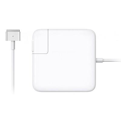 Carregador Compatível Apple MagSafe 2 16.5V 3.65A 60W Branco