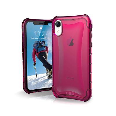 Capa Proteção UAG iPhone XR Plyo Rosa