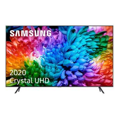 "TV Samsung 65"" LED 4K UHD SmartTV Cinzenta (UE65TU7105KXXC)"