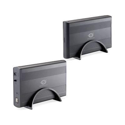 "HDD/SSD Enclosure Conceptronic 3.5"" SATA Black"