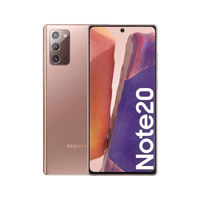 Samsung Galaxy Note 20 N980 256GB/8GB Dual SIM Bronze