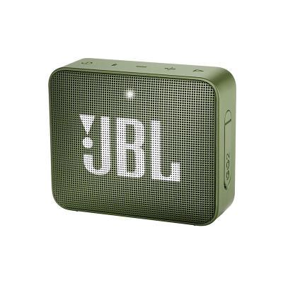 Coluna Bluetooth JBL GO 2 Verde