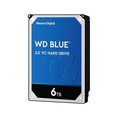 Hard drive Western Digital Blue 6TB 5400 RPM (WD60EZAZ)
