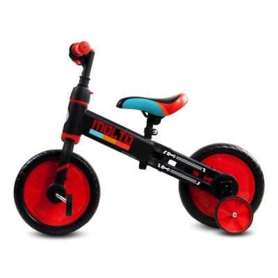 Balance Tricycle Molto 2 em 1 Red