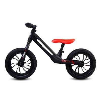 Balance Bike Racer Black