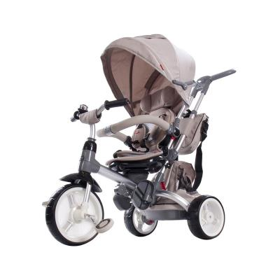 Tricycle Little Tiger 4 in 1 Beige
