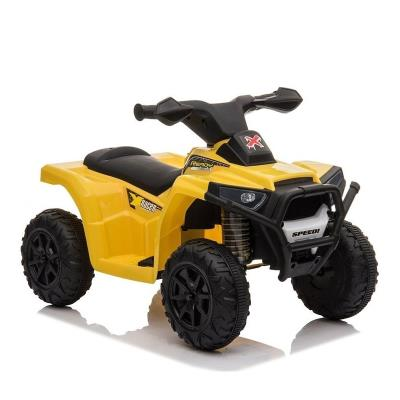 Moto 4 Electric XH-116 6V Yellow