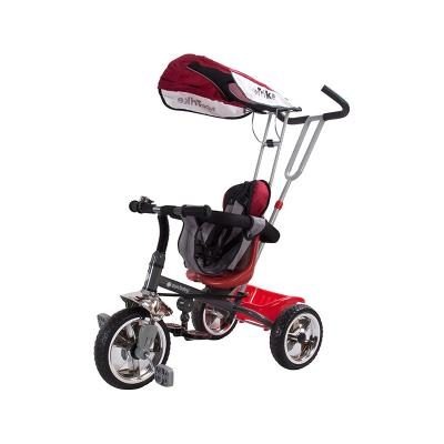 Tricycle Luxus Trike Red