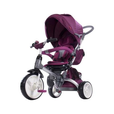 Tricycle Little Tiger 4 in 1 Wine