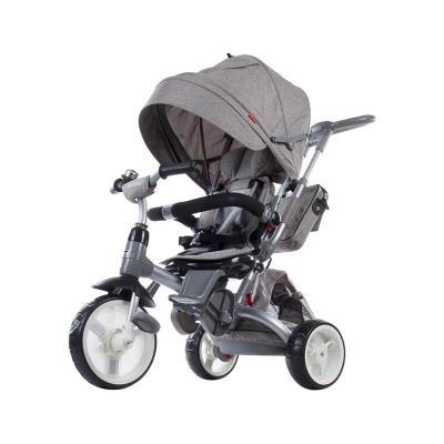 Tricycle Little Tiger 4 em 1 Dark grey