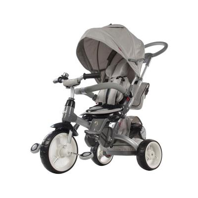 Tricycle Little Tiger 4 in 1 Ash