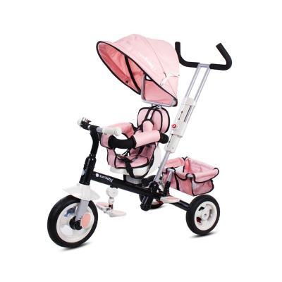 Tricycle Super Trike Plus Pink