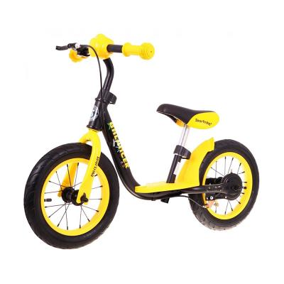 Balance Bike Sport Tike Yellow