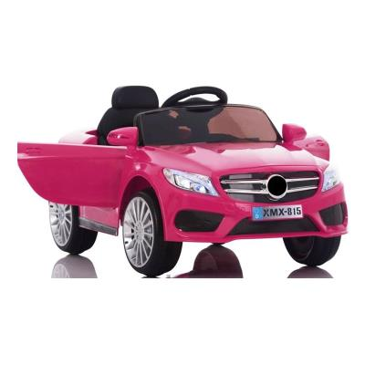 Electric Car XM-X815 12V Pink