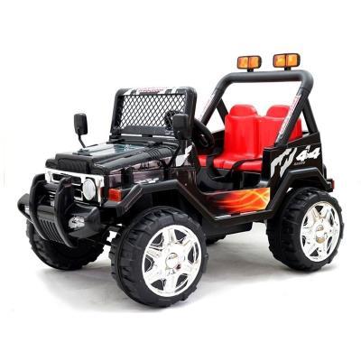 Carro Elétrico Jeep Raptor 12V Preto