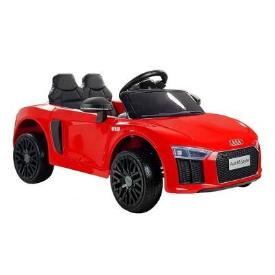 Electric car Audi R8 Spyder 12V Red