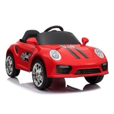 Electric car S2988 12V Red