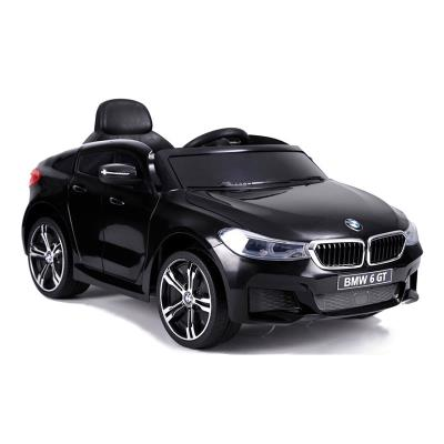Electric car BMW 6 GT 12V Black