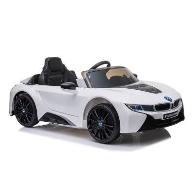 Carro Elétrico BMW i8 12V Branco