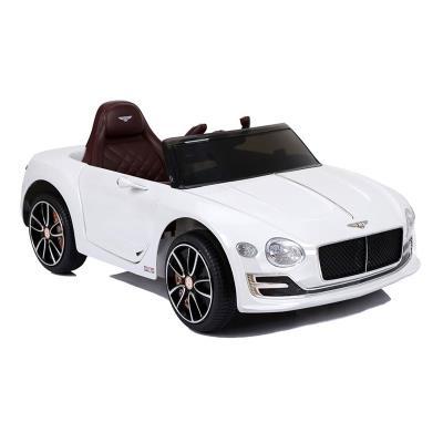 Electric car Bentley 435 12V White