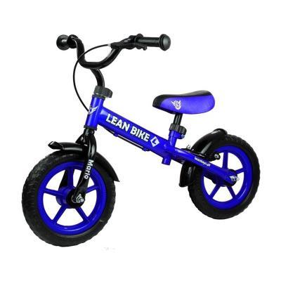 Balance Bike Mario Blue