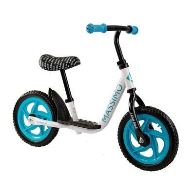 Balance Bike Massimo Blue