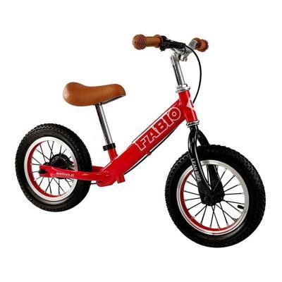 Balance Bike Fabio Red