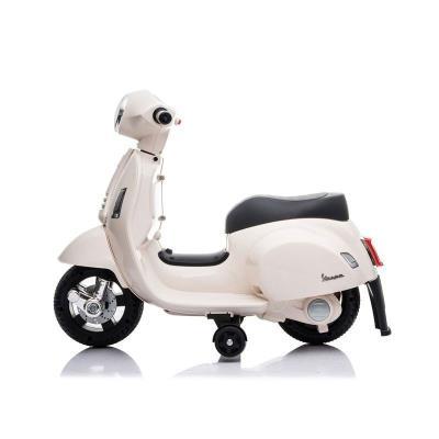 Electric Motorcycle Vespa GTS300 Mini 6V White