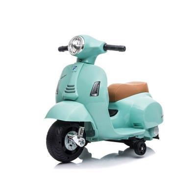 Electric Motorcycle Vespa GTS300 Mini 6V Turquoise